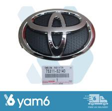 Genuine toyota yaris avant grille badge emblème 2005-2011 75311 -52140
