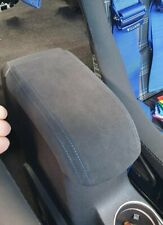 ford fiesta mk7 / 7.5 alcantara arm rest armrest cover coloured stitching st s