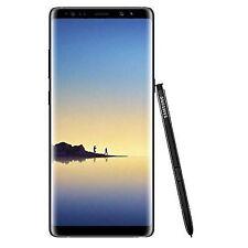Samsung Galaxy Note8 SM-N950F - 64GB - Black Smartphone