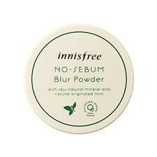 Innisfree No Sebum Blur Powder 0.18oz / 5g +Free Sample+ korean cosmetics