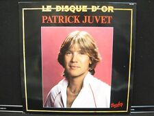 LE DISQUE D'OR PATRICK JUVET BARCLAY 90.329 FRENCH IMPORT VINYL LP