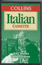 Collins Italian Cassette - Key Words and Phrases