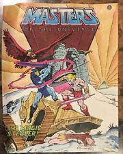 Vintage 1982 He-Man Mini comic #6