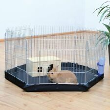Trixie Natural Nylon Base For Outdoor/Indoor Rabbit Small Animal Run Easy To Fit