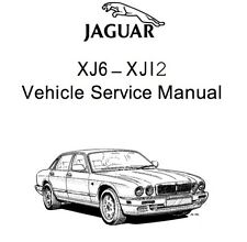 Jaguar x300 | XJ6 Workshop Manual - PDF (+4000 pages) - Parts Catalogue included