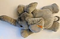 Steiff Trampili Elephant EAN 064364 Plush Stuffed Animal Play Toy Gift New 22""