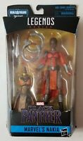 Marvel Legends Series: Black Panther - Nakia (Build a Figure - Okoye)