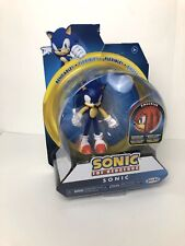 SONIC THE HEDGEHOG SONIC BENDABLE FLEXIBLE ACTION FIGURE 2019 New In Box!