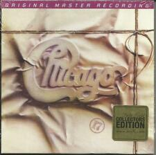Chicago 17 - 24k Gold-CD Mfsl - Neu!