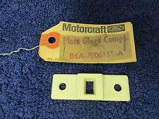 1955-57 FORD THUNDERBIRD  GLOVE BOX LATCH SLIDE   NOS FORD 516
