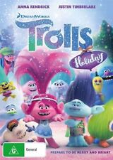 Trolls Holiday (DVD, 2017)