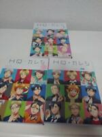 Hunter x Hunter Anthology 2 Books Comic set Hunter+Kareshi Kiss Anime Japan