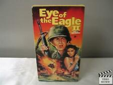 Eye of the Eagle 2 - Inside the Enemy (VHS) Todd Field Andy Wood Ken Jacobson
