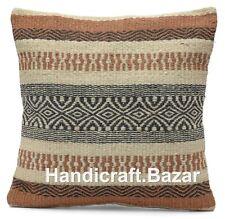 "18"" Kilim Strip Multi Throw Pillow Case Sofa Cushion Cover Gift Home Decoration"