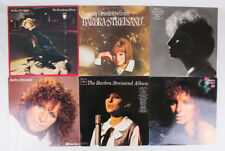 Instant collection! Barbra Streisand LP Record Lot of 6