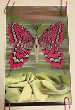 Iron Butterfly Velvet Underground Chrome Cyrcus poster Print Reprint Concert Ad