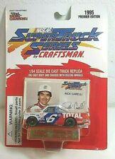 Racing Champions 1995 SuperTruck Series Craftsman #6 Rick Carelli