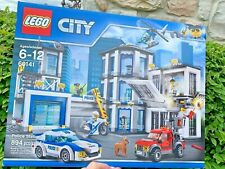 LEGO CITY - POLICE STATION (60141) 894 Pcs New Sealed in Hand Retiring Set