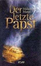 L' ultimo papa-Malachi Martin libro-Kopp Verlag