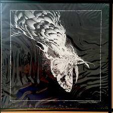 """Aaron Horkey, sordid plumes """"The End"""" White Variant Mint Signed 478/485"""