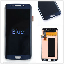 A++ LCD Display Touch Screen Digitizer For Samsung Galaxy S6 edge SM-G925F Blue