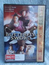 BUTTERFLY & SWORD MICHELLE YEOH TONY LEUNG,,,DONNIE YEN DVD MA R4