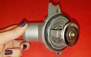 Mercedes / Chrysler Engine Coolant Thermostat Assembly GENUINE 1122000015