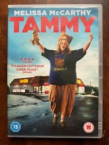 Tammy DVD 2014 Comedy Movie w/ Melissa McCarthy + Susan Sarandon + Kathy Bates