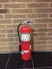 FIRE EXTINGUISHER 10LB 10# ABC NEW CERT TAG (SCRATCH & Dirty)