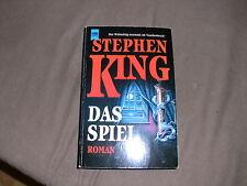 Stephen King,,Das Spiel´´