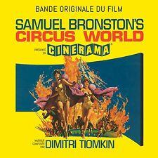 CD Le Plus Grand Cirque du monde - Bande Originale du Film / BOF - OST