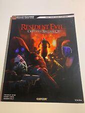 Como nuevo!!! residente Evil Operation Raccon City solución libro Guide