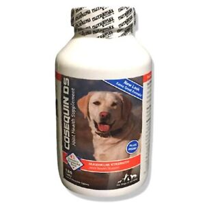 (1 BOX) or (2 BOX) Cosequin DS Plus MSM Dogs Joint Health Support 180 Tablets