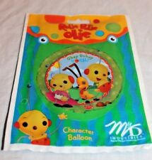 NEW ROLIE POLIE OLIE BALLOON PARTY SUPPLIES