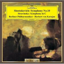 Berlin Philharmonic - Shostakovich: Symphony No. 10/Strav [New CD] Japa