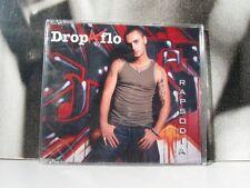 DROPAFLO - RAPSODIA CD SINGLE NUOVO SIGILLATO + 2 VIDEO