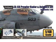 Wolfpack 1/48 EA-6B Prowler radar/avionics detail set Kinetic WP48114