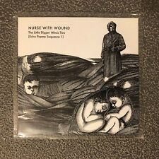 "Nurse With Wound ""The Little Dipper Minus Two"" CD RARE Coil Andrew Liles PTV"