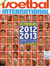 2012 2013 Netherlands Holland Voetbal Dutch Football Season Preview Magazine