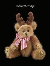 """Bearington Bears Christmas IZZY A REINDEER 10"""" #173144"""