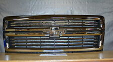 2014-2015 Chevrolet Silverado 1500 High Country Chrome GRILLE new OEM 23259619