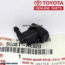 GENUINE OEM TOYOTA 2004-2010 SIENNA FRONT WINDSHIELD WASHER NOZZLE 85381-AE020