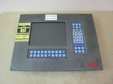 ABB G10CTX170 Rev B Robot Control Operator Interface Panel Used Free Shipping