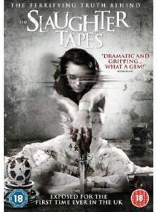 The Slaughter Tapes DVD Marissa Joy Davis Eryn Gitelis Original UK Release New