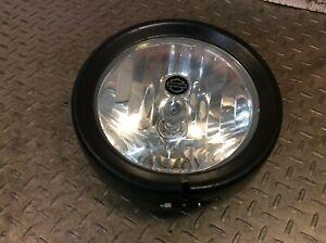 "05 + Harley Davidson Touring Road King Touring 7"" Headlight Head Light 68342-05"