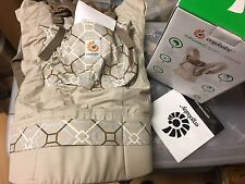 Ergo Baby Carrier - Organic Lattice  - New In Box