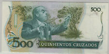 Bank of Brazil 500 CRUZEIROS Bill. NICE GRADE  (P151)