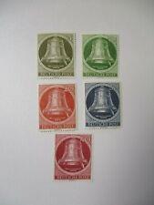 BERLIN 1951 Michel-Nr.82-86 **postfrisch  KW € 120,-