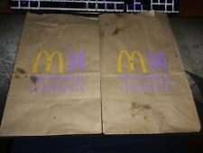 McDonalds BTS Bags (Used)