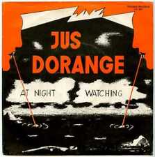 "45t (7"") SP electro JUS D'ORANGE / At night + Watching / Trouble Records"